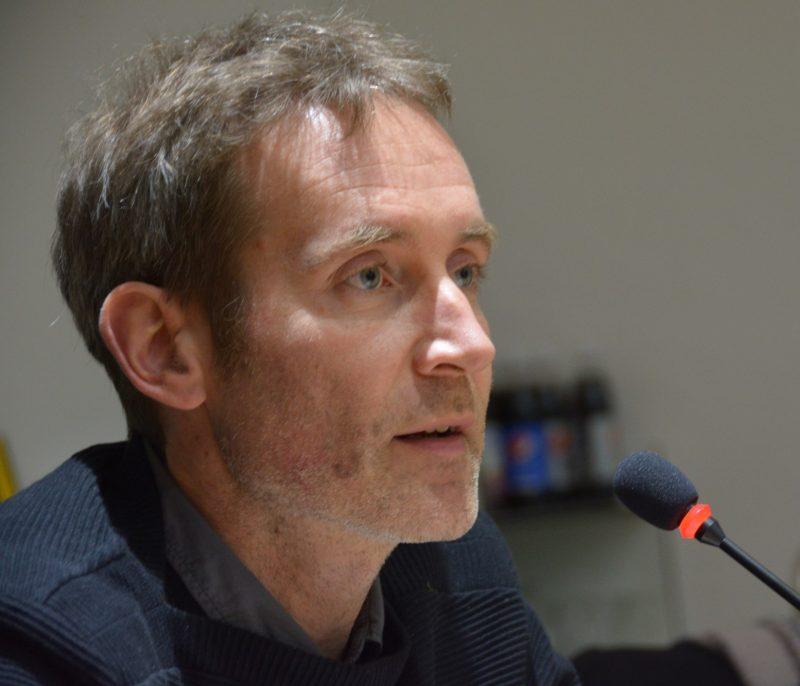 Dr. Markus Büchler Bündnis 90/DIE GRÜNEN