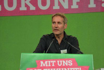 Landtagskandidat Dr. Markus Büchler Grüne Bayern 2018 (Bildnachweis: Wolfgang Schmidhuber)