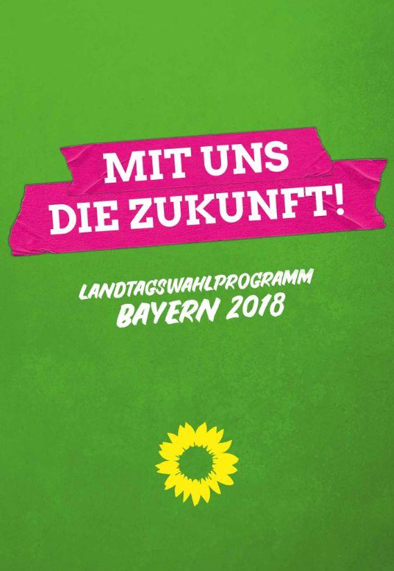 Grünes Programm für Bayern