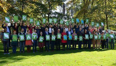 Die Grüne Fraktion im Bayerischen Landtag