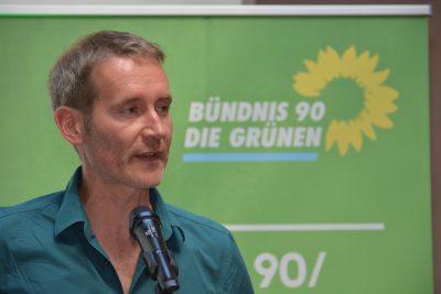 Dr. Markus Büchler MdL (Bildnachweis: Wolfgang Schmidhuber)