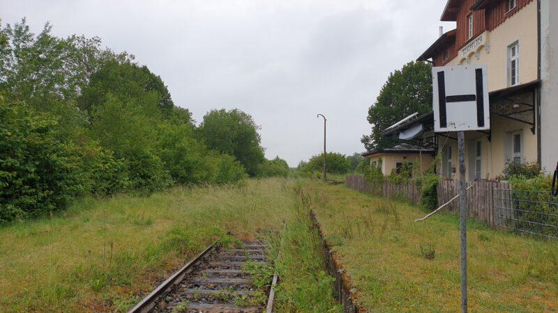 """Hesselbergbahn """"Romantische Schiene"""" endlich reaktivieren!"""