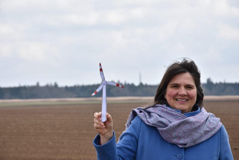 Claudia Köhler Windkraft